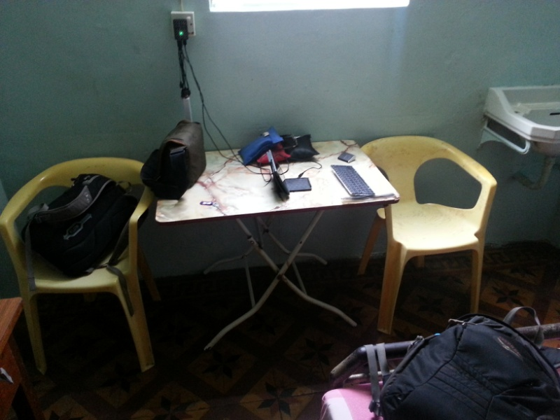 Backpackers Office