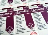Boxes of Humalog